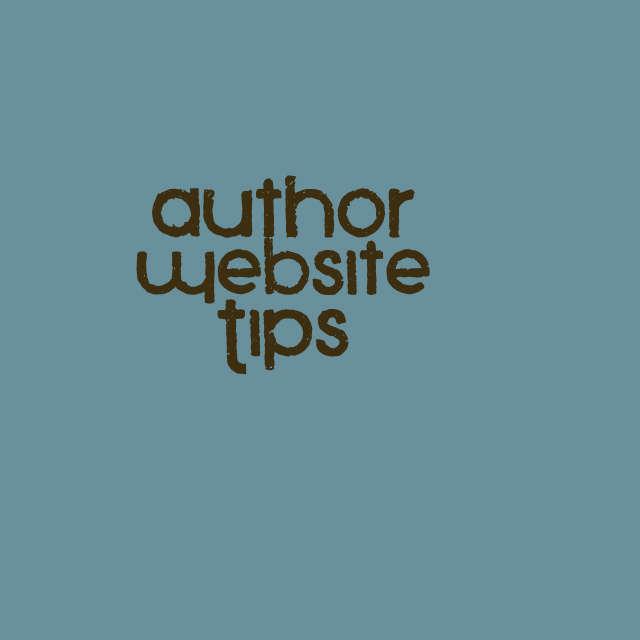 AuthorWebsiteTips