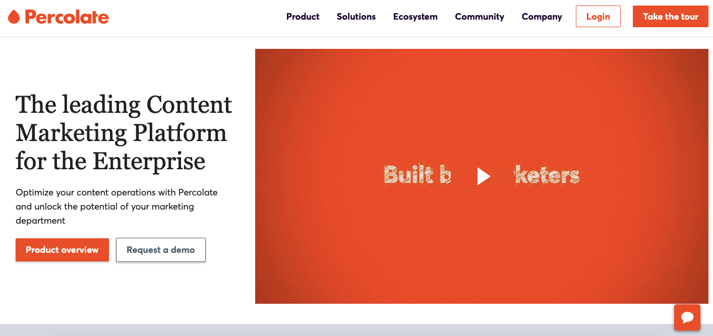 what are content marketing platforms