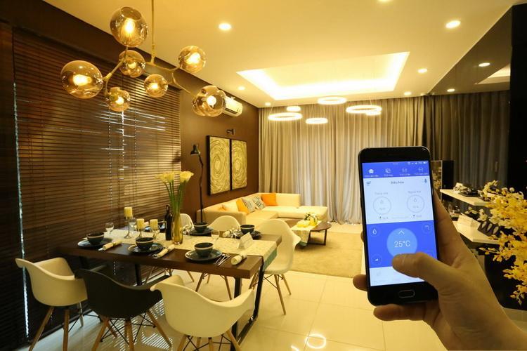 Nhà thông minh nở rộ tại Việt Nam - Tin tức - www.m.smarthome.com.vn