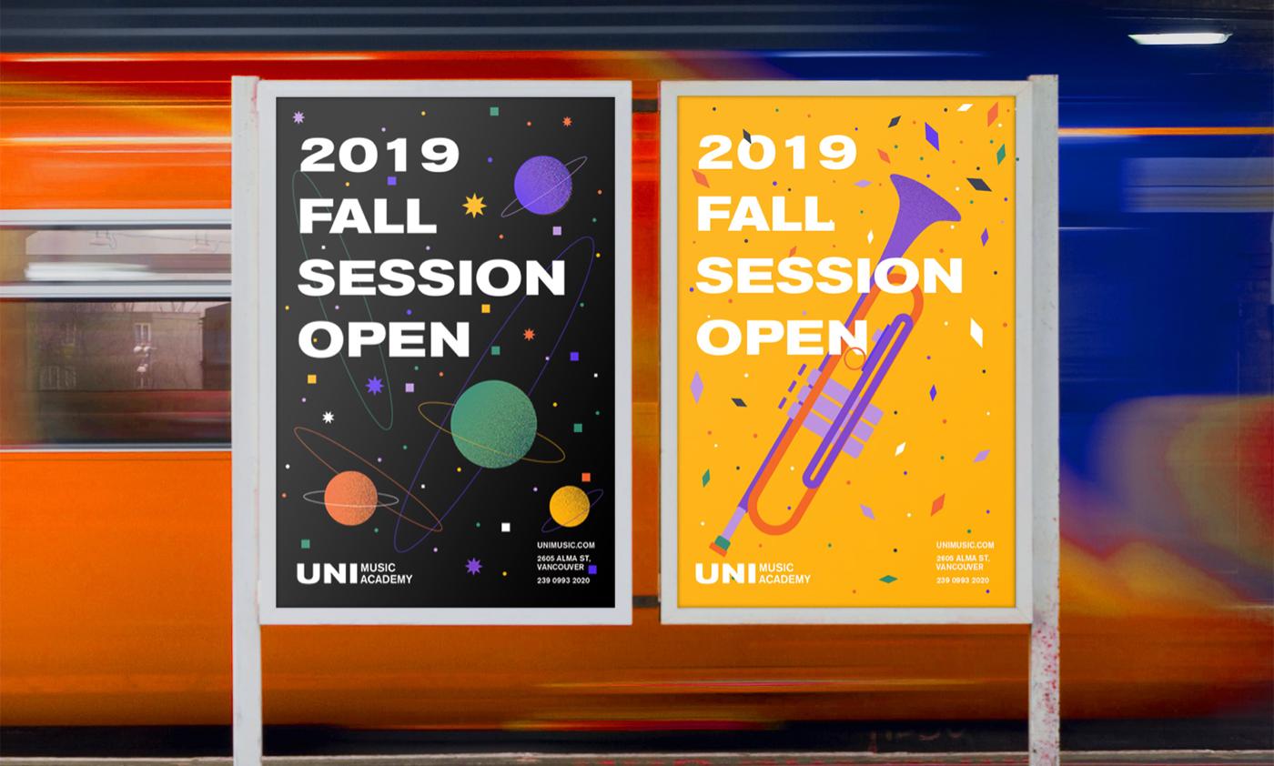 UNI-academy-posters