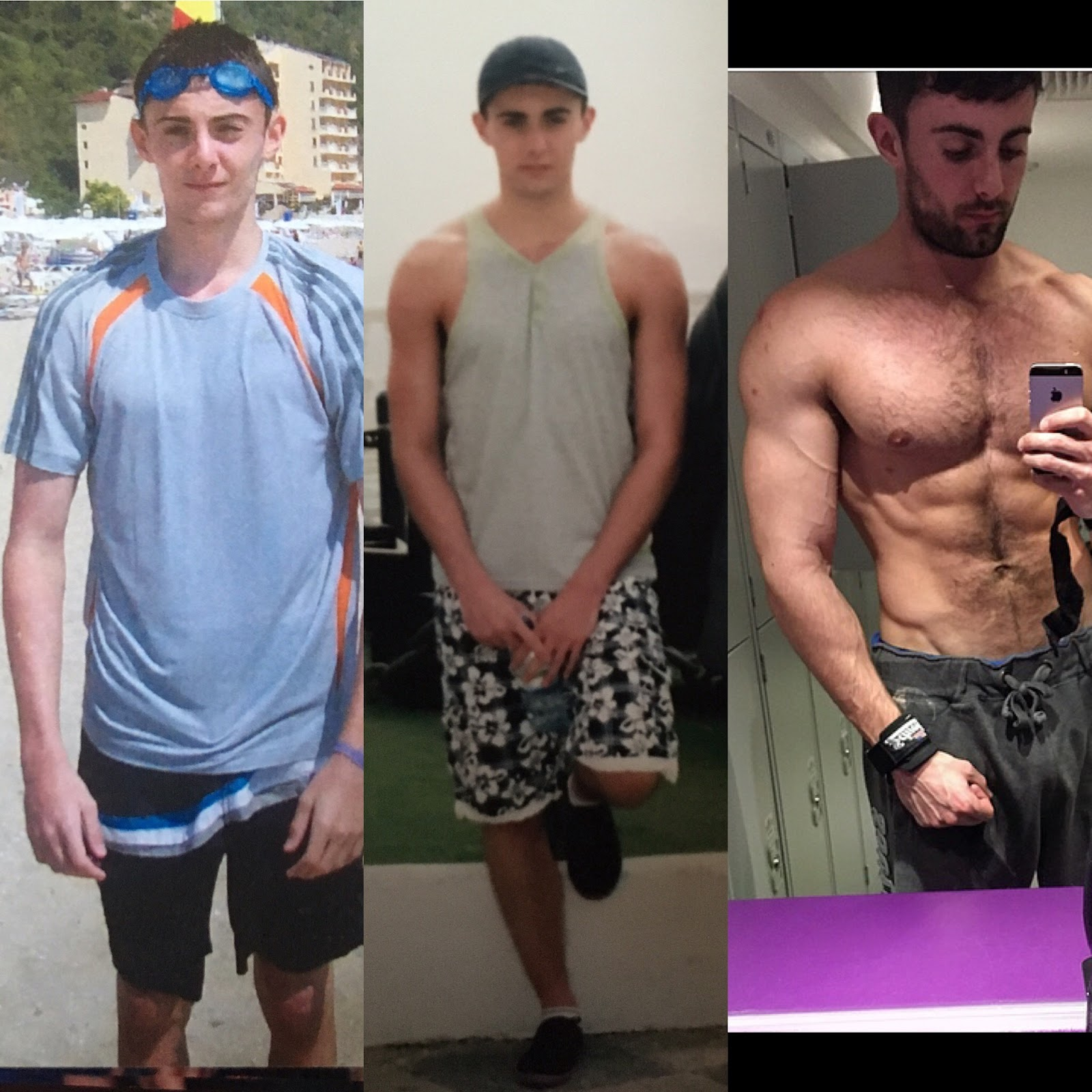 Ectomorph Body Transformation