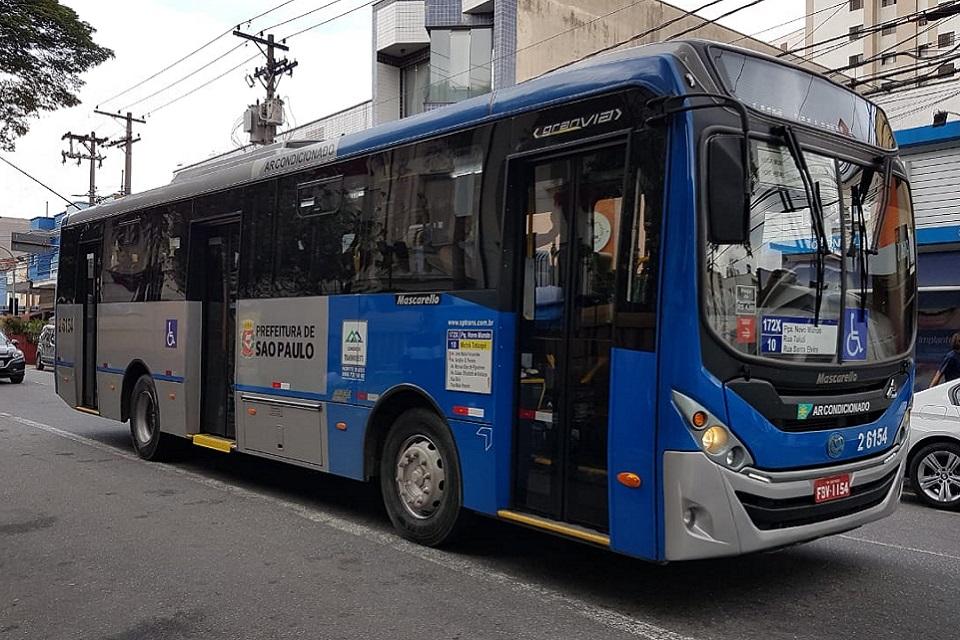 Para a NTU, o cenário atual necessita de ações imediatas para que os serviços de transporte público por ônibus sejam preservados. (SPTrans/Reprodução)