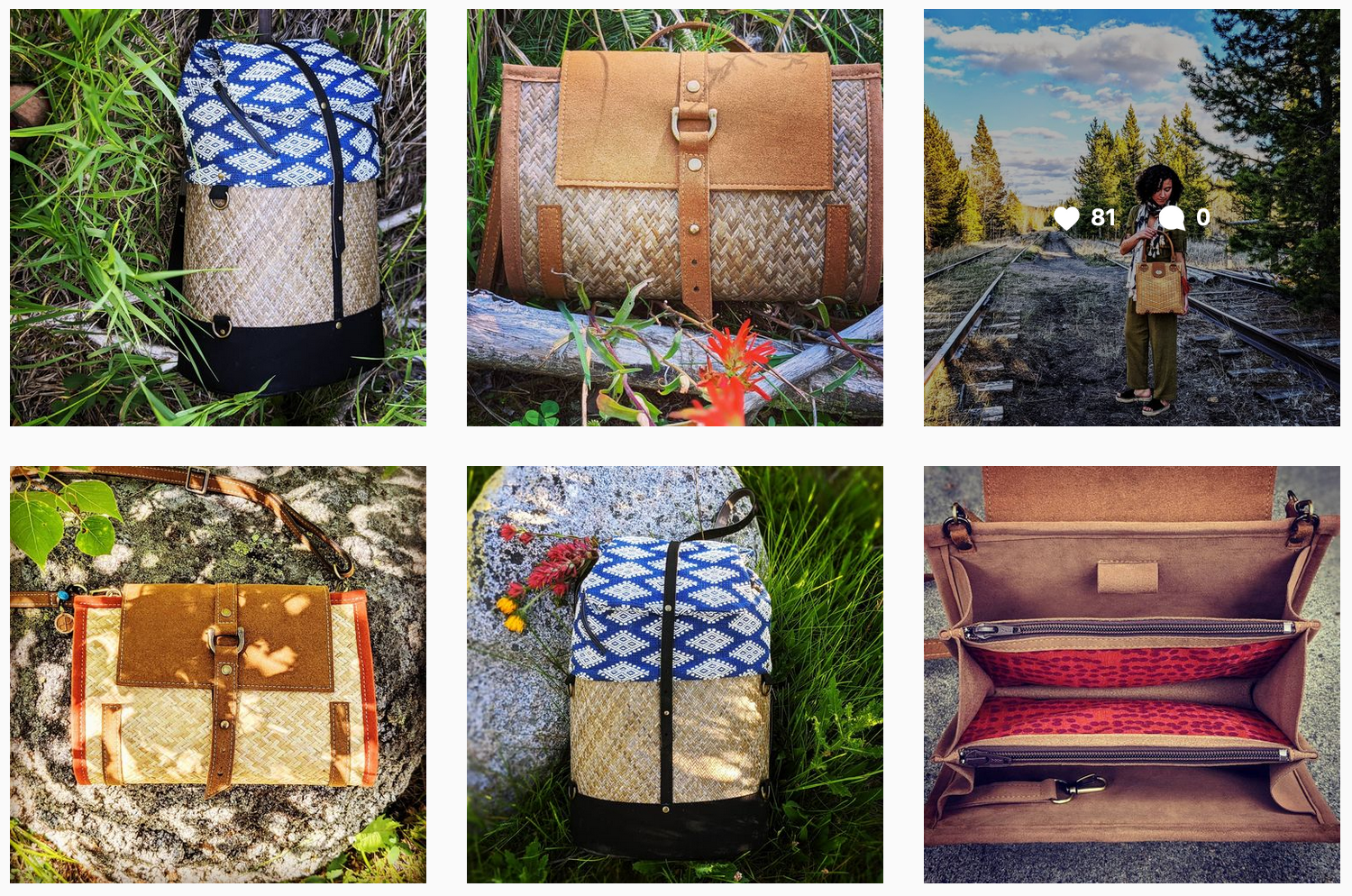 Purse for the People | Instagram Gallery | Fashion Brands Featured on Afluencer
