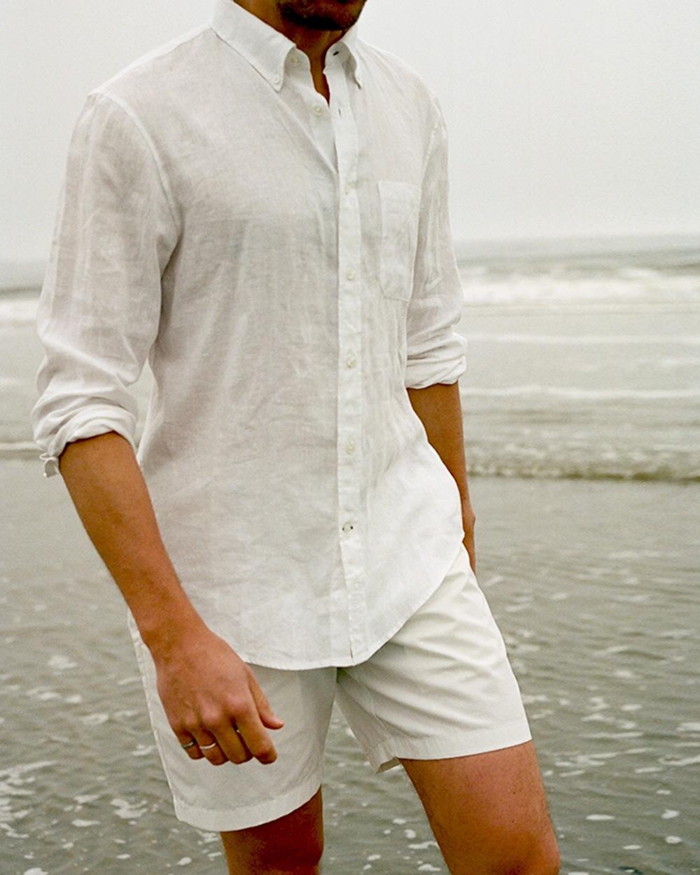 Vải lanh được ứng dụng rất nhiều trong thời trang mùa hè