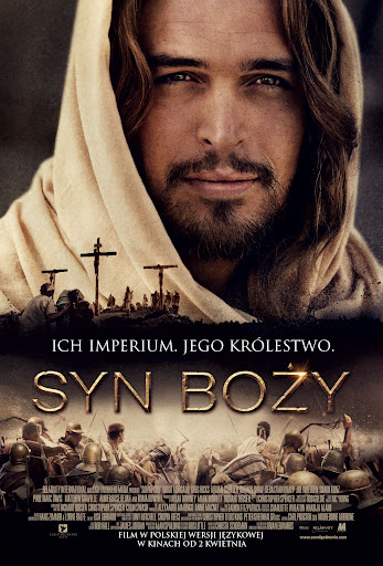Polski plakat filmu 'Syn Boży'