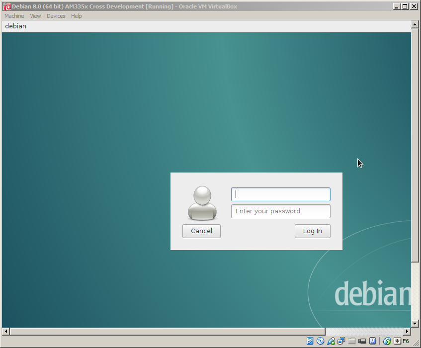 26b Debian login prompt.png