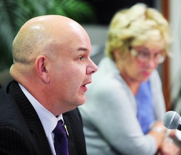 Health Minister Fred Horne. (Edmonton Journal/Files)