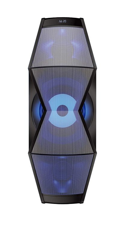 Philips MMS2200B 2.1 CH Bluetooth Party Speaker