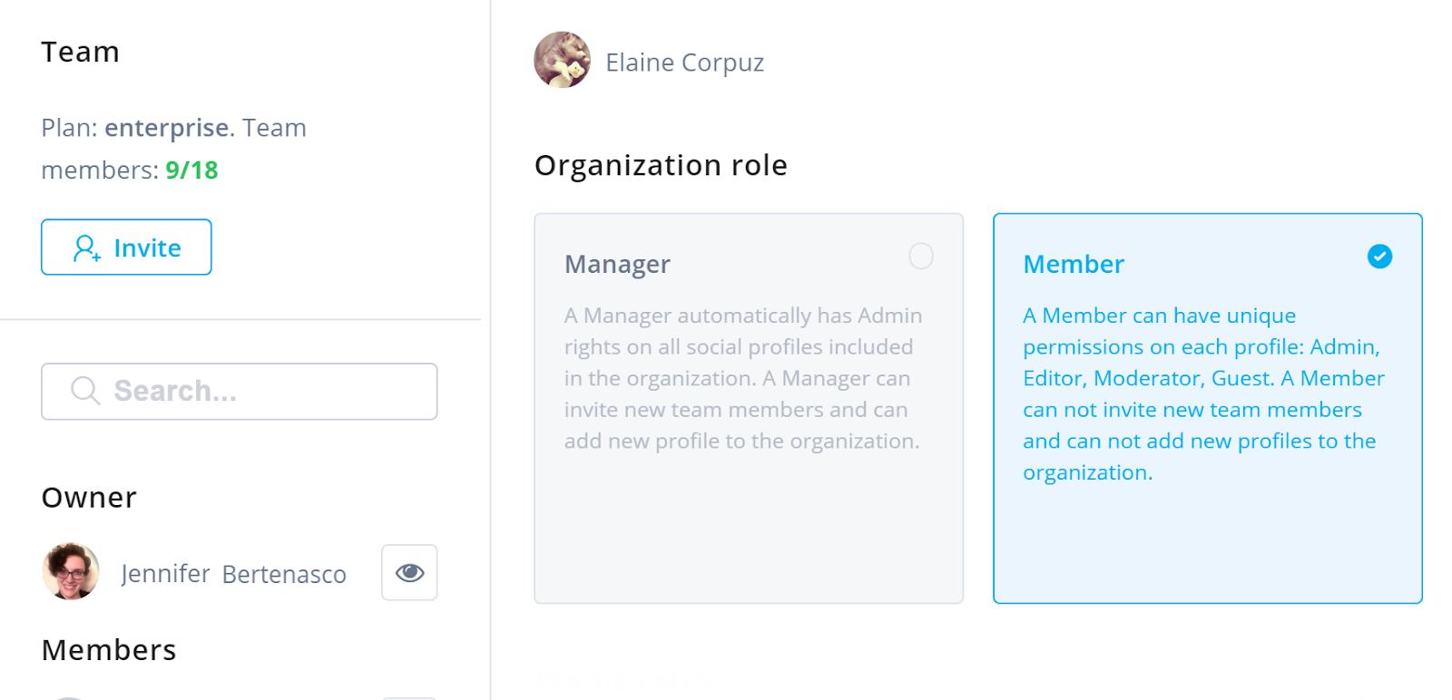 Social Management Software