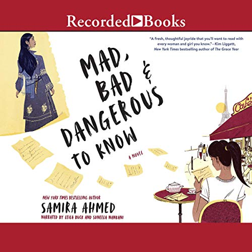 Mad, Bad, and Dangerous to know cover art