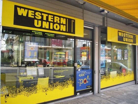 Dịch vụ chuyển tiền quốc tế Western Union