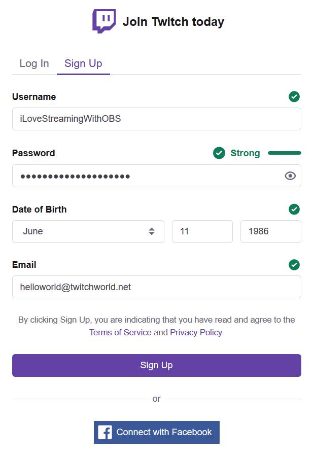 Twitch Stream Key OBS: How to stream on twitch pc 1