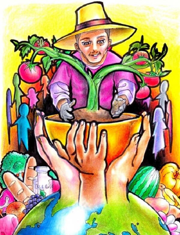 """Thực trạng """"chết đói thiếu lương thực"""" qua góc nhìn trẻ thơ 5"""