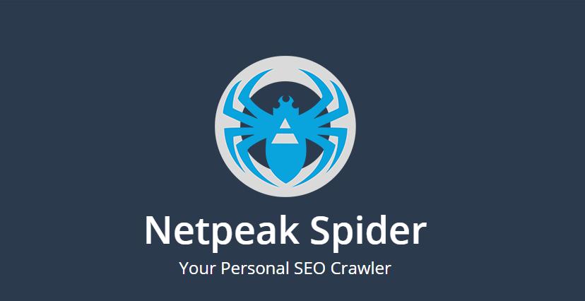 Netpeak Spider Review 2019 - main logo