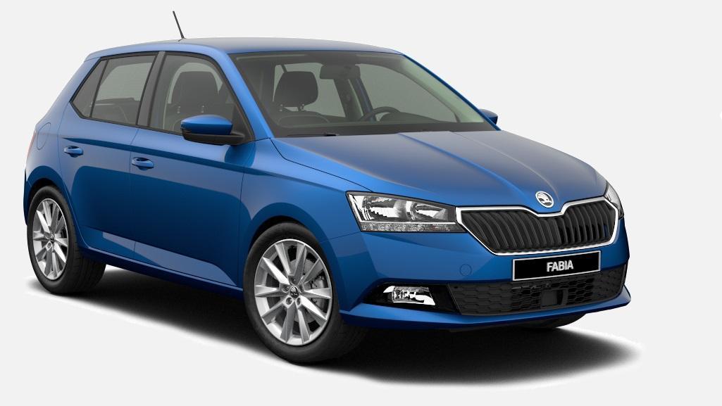 10 mașini noi pe care ți le poți cumpăra cu mai puțin de 15.000 de euro - Skoda Fabia