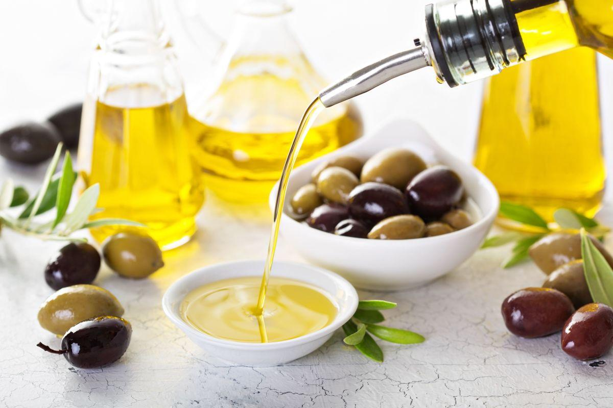 Olive oil in the diet