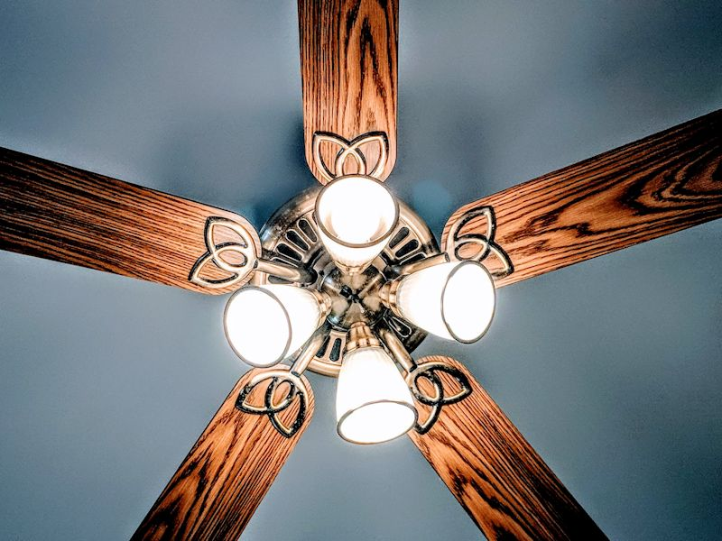 The History Of Ceiling Fans