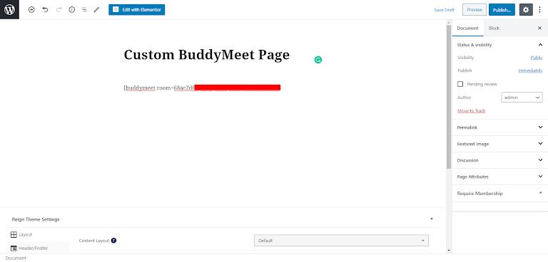 BuddyMeet Plugin Review