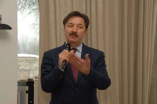 Віце-президент Асоціації психіатрів України Юрій Закаль