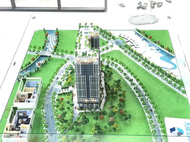 Mô hình dự án căn hộ C- River View