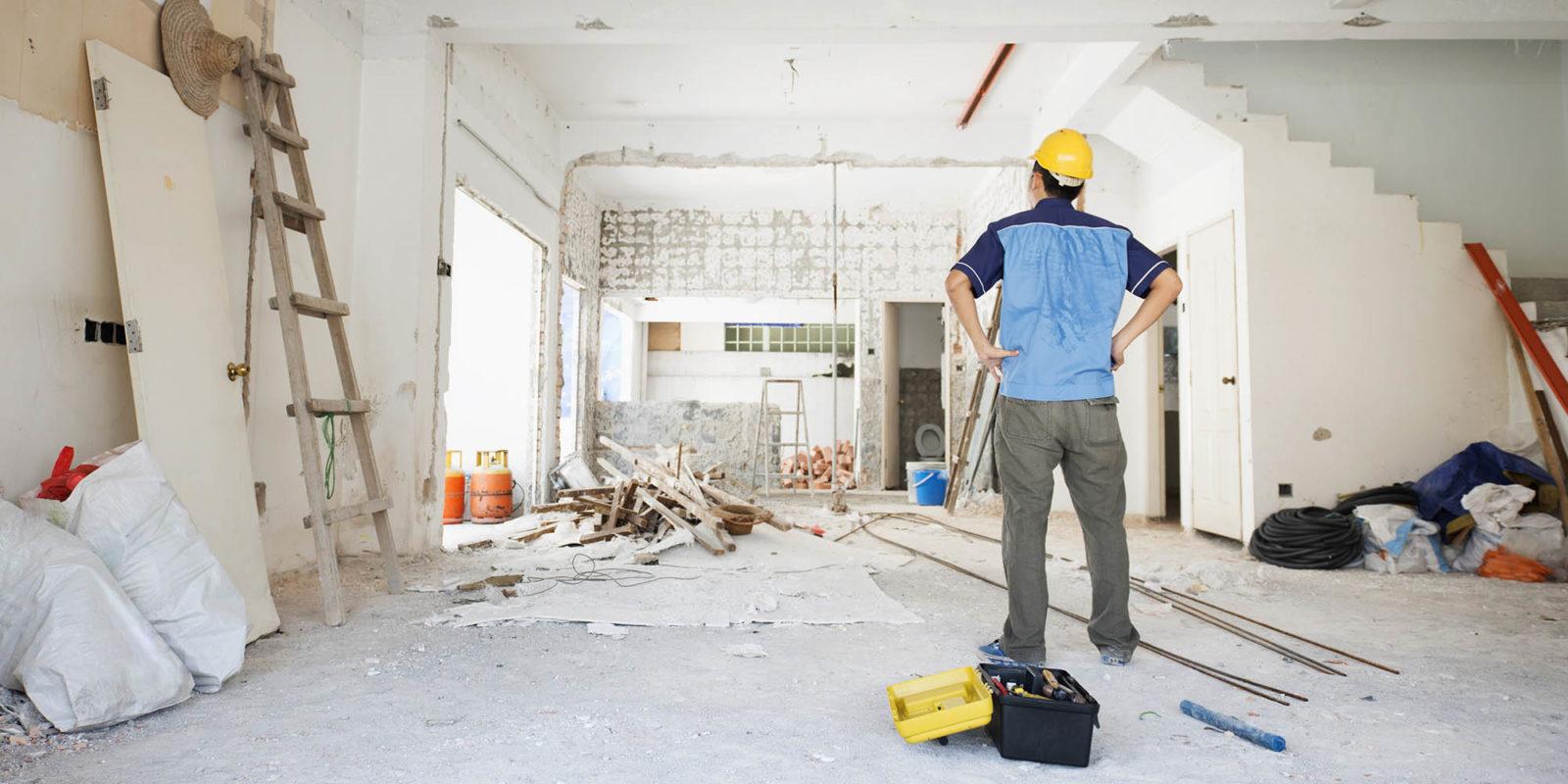 thợ sửa chữa nhà tại quận 7