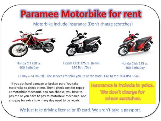 Paramee Motorbike Al