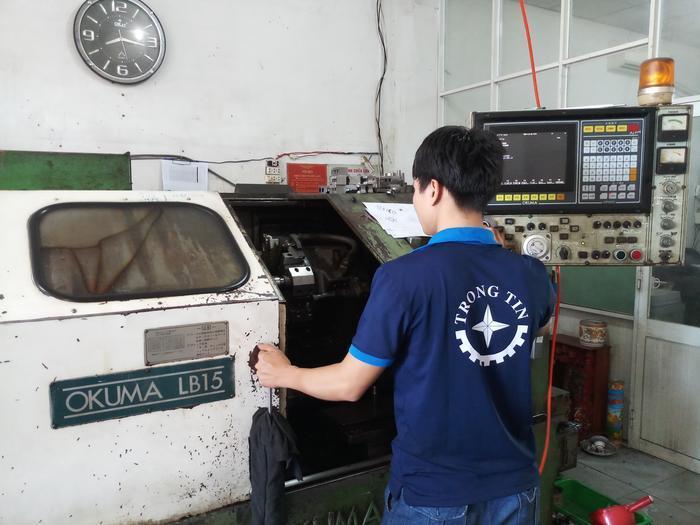 Các sản phẩm gia công cơ khí tại Trọng Tín