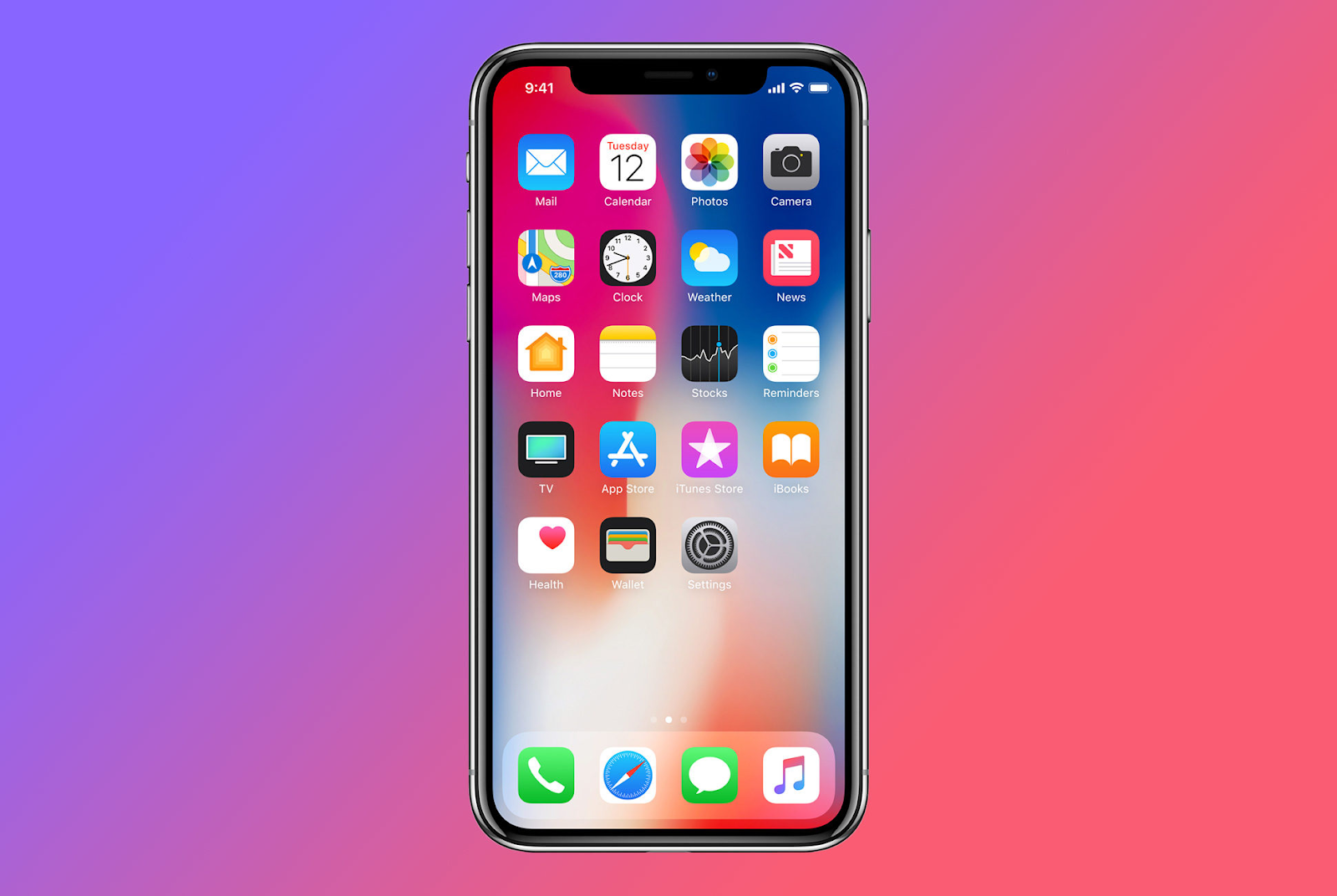 Designing for iPhone X: Colors