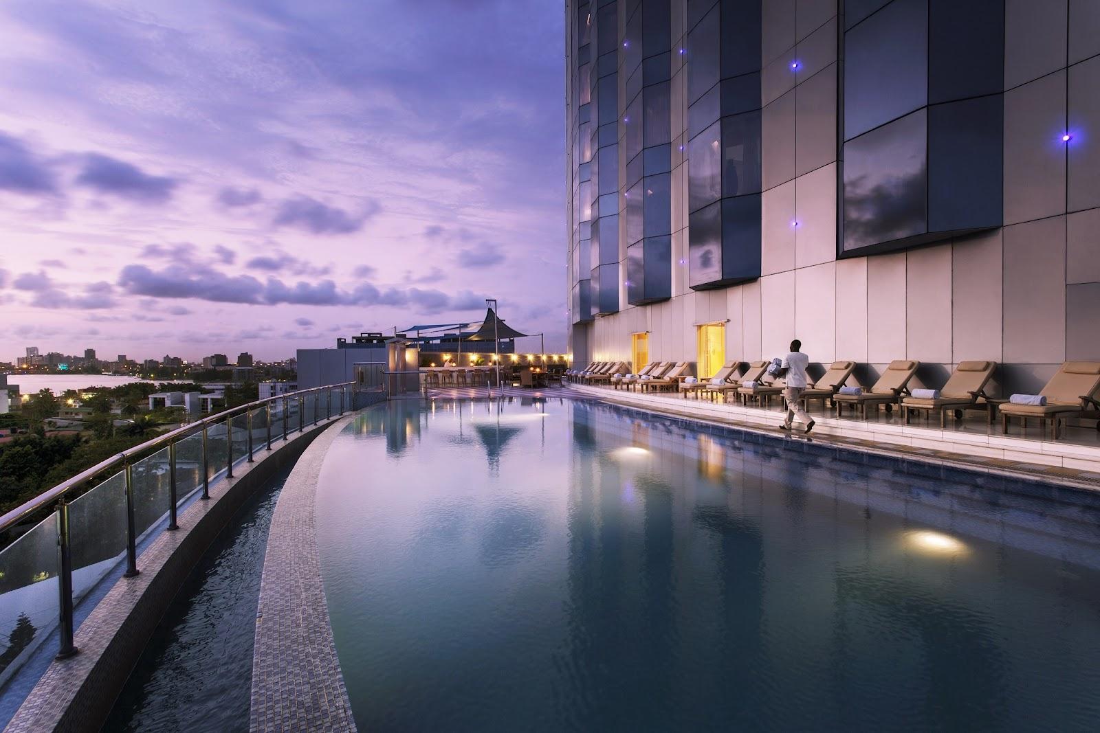 The Lagos Intercontinental Hotel - Swimming Pool