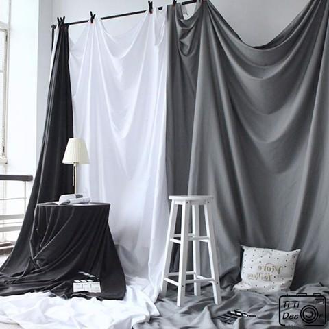 Phông Nền trơn đen hoặc trắng