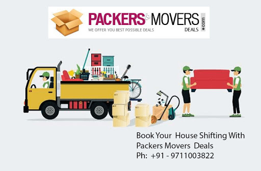Packers and Movers Delhi | Packers Movers Deals