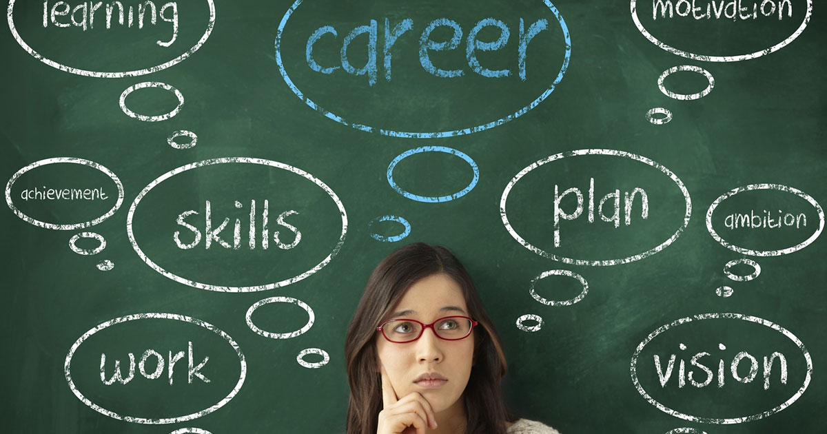 Factors influence a career choice