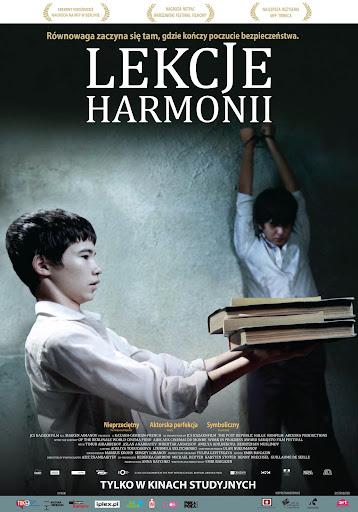 Polski plakat filmu 'Lekcje Harmonii'