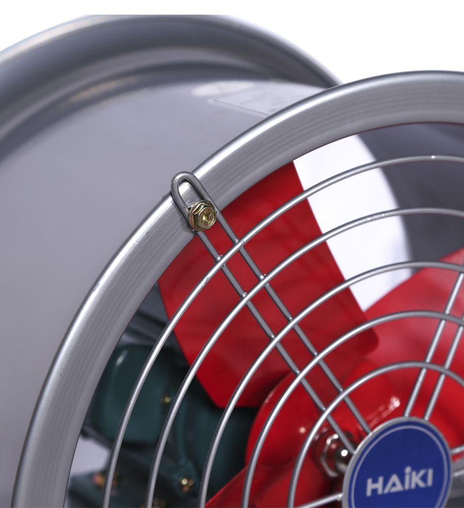 Quạt thông gió công nghiệp HAIKI HKB, Quạt thông gió tròn