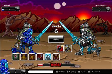 Epic Duel