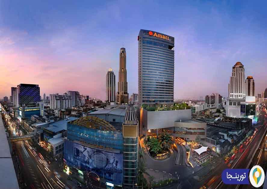 هتل آمری تایلند