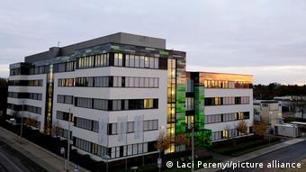 Штаб-квартира компании BioNTech в Майнце