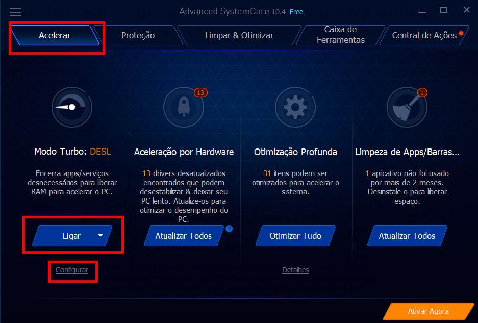 Advanced SystemCare: veja como usar o programa para melhorar