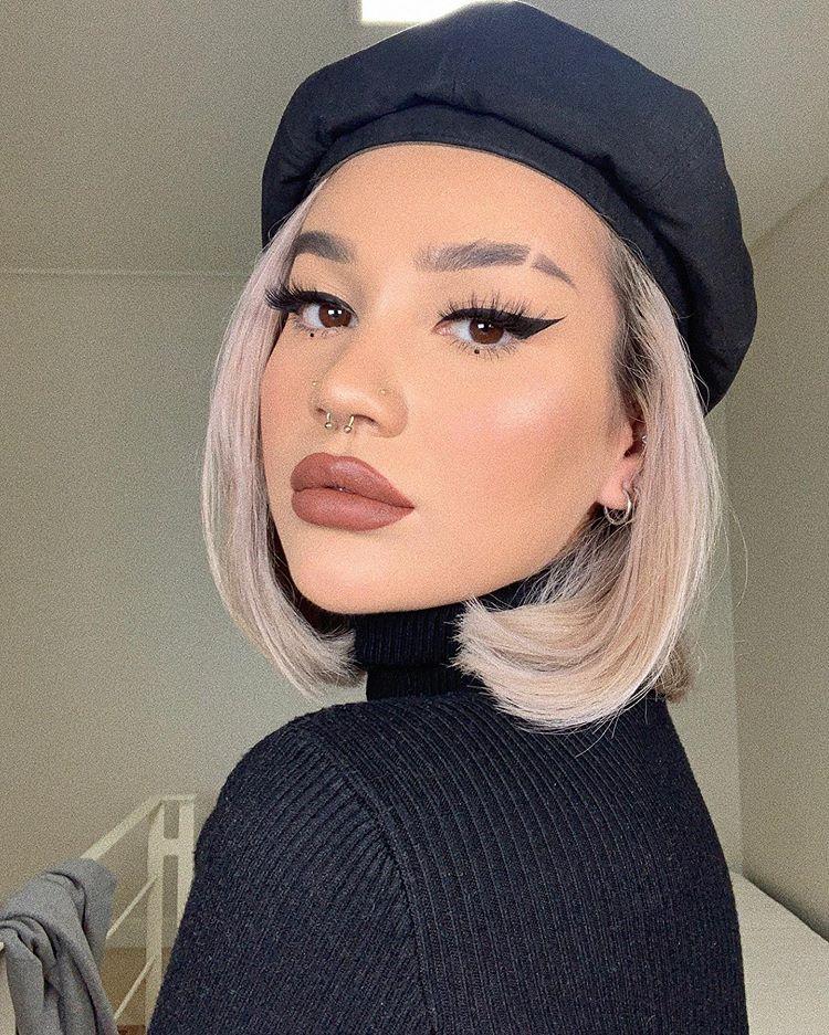 12 Kiểu tóc mới nhất mùa thu 2020