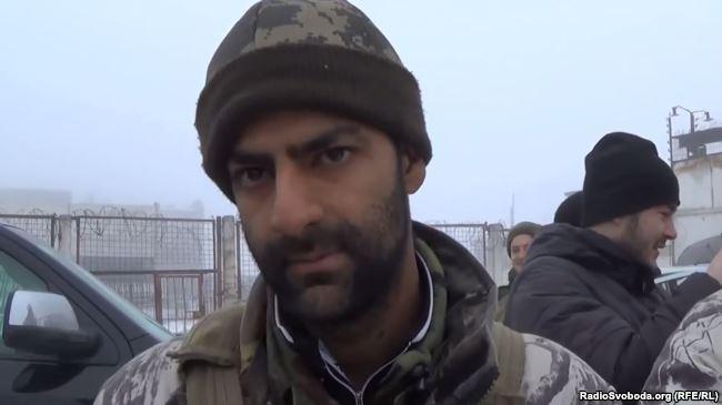Серхіо Бесерра – іспанець, який поїхав воювати на Донбас