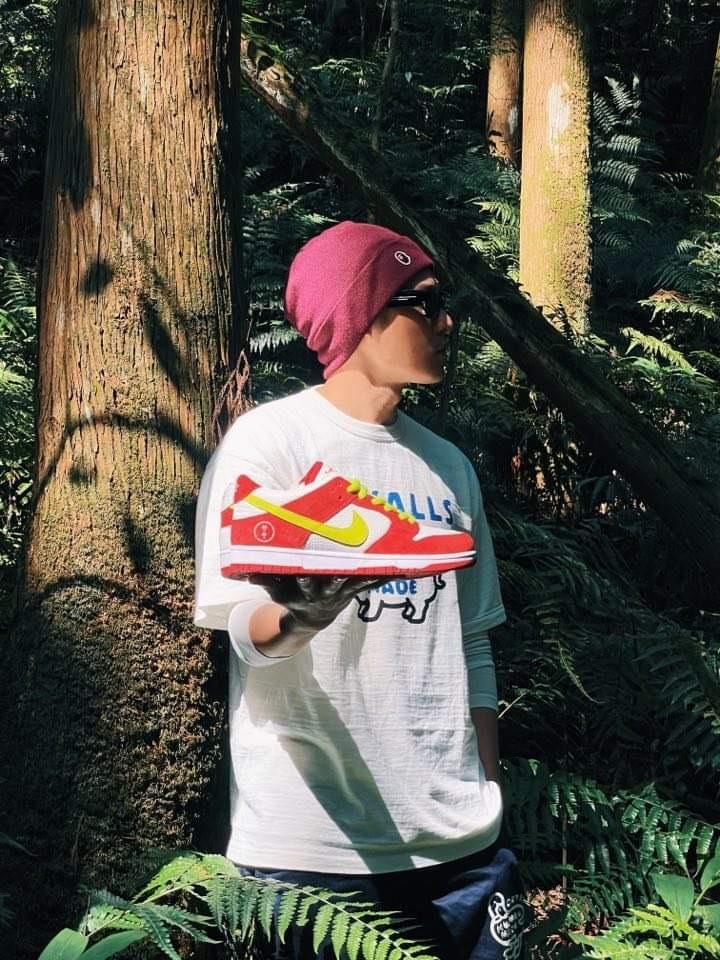 鞋頭ICON又一創舉!周湯豪推出個人訂製球鞋 玩鞋玩到揚名國際! 8