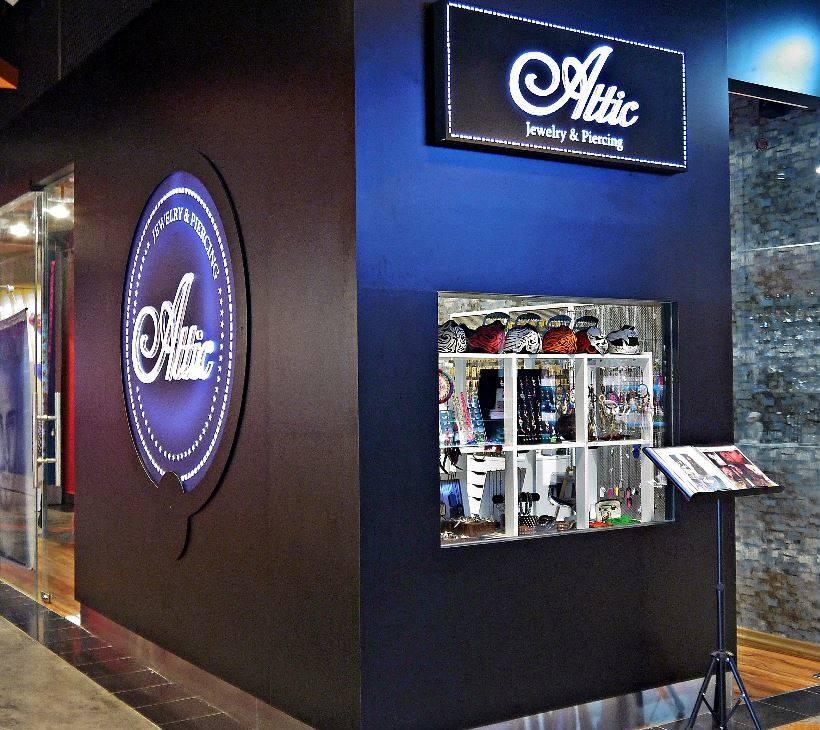 Piercing Shop in KL