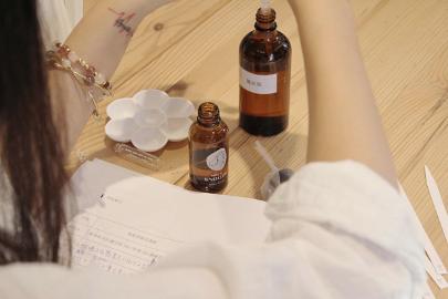精油香水diy-調製香水