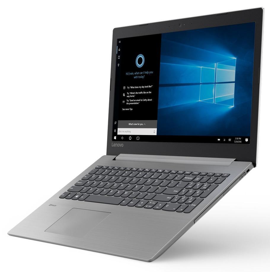 Фото 3. Ноутбук Lenovo ideapad 330-15IKBR Platinum Grey (81DE01W7RA)