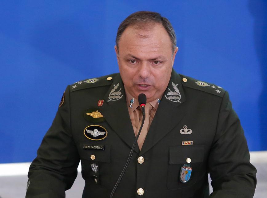 General Eduardo Pazuello