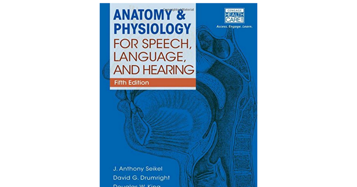 Nett Anatomy And Physiology For Speech Language And Hearing Galerie ...