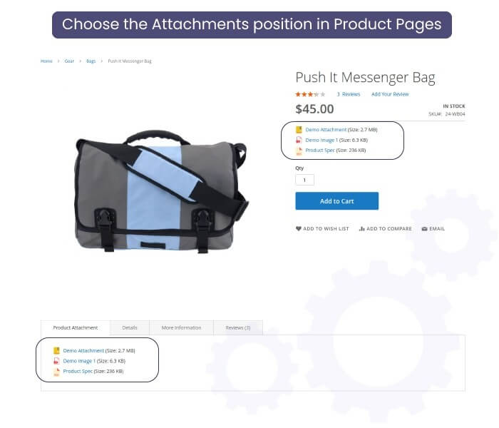 worth using Magento product attachments extension