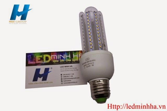 đèn chữ U 5W trắng ấm