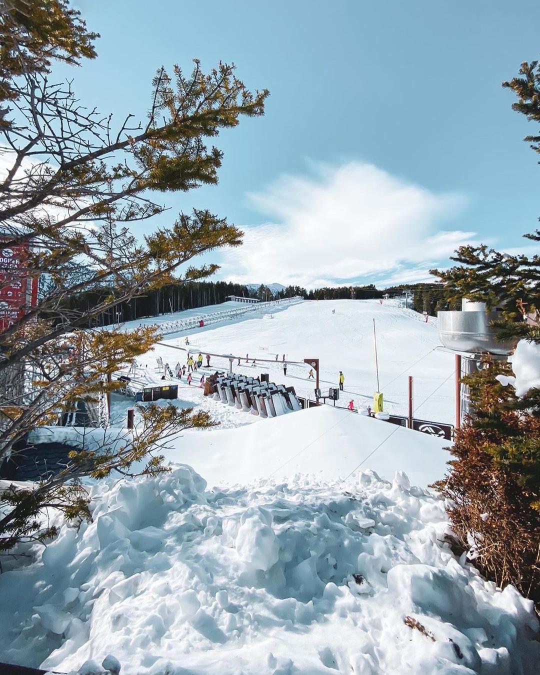 Estación de esquí Vallnord - Pal Arinsal