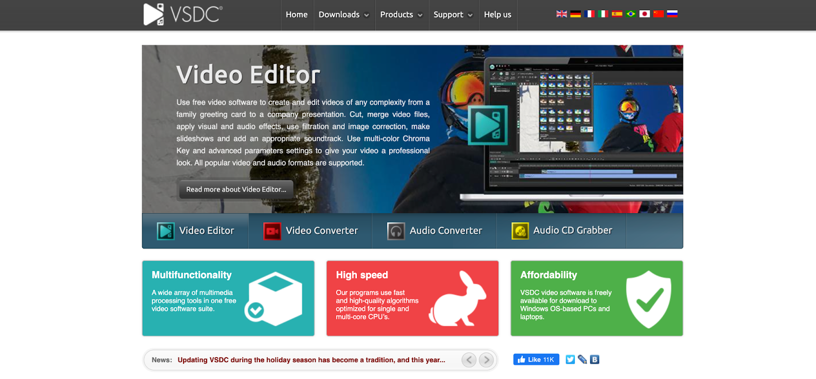 Free video maker tools